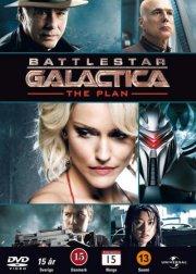 Image of   Battlestar Galactica - The Plan - DVD - Film