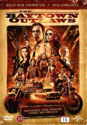baytown outlaws - DVD