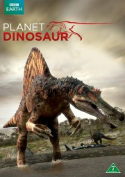 bbc earth - planet dinosaur - DVD