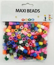 maxi perler - 250 stk - Kreativitet