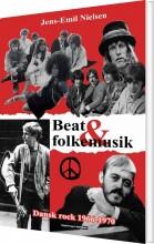 beat og folkemusik - bog