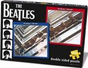 beatles puslespil med 1000 brikker - red & blue - Brætspil