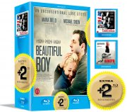 beautiful boy // farewell // rovdyr - Blu-Ray