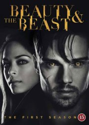 beauty and the beast - sæson 1 - DVD