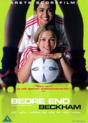 bend it like beckham / bedre end beckham - DVD
