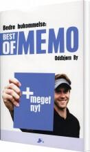 bedre hukommelse: best of memo - bog