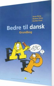 bedre til dansk - bog