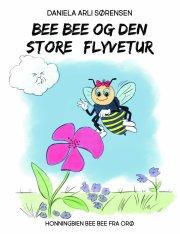 bee bee og den store flyvetur - bog