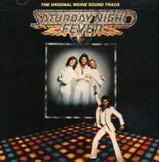 - saturday night fever soundtrack - cd