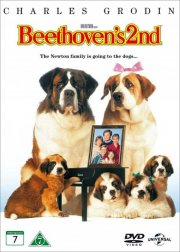 beethoven 2 / beethoven's 2nd - DVD