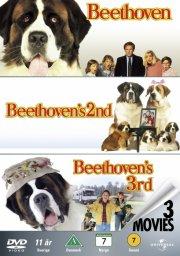 beethoven boks - beethoven 1 / beethoven 2 / beethoven 3 - DVD