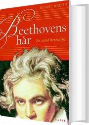 beethovens hår - bog