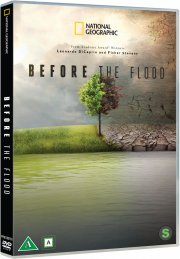 before the flood - leonardo dicaprio - DVD