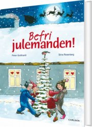 befri julemanden - bog