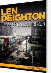 begravelse i berlin - bog