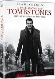 a walk among the tombstones / begravet i fortiden - DVD