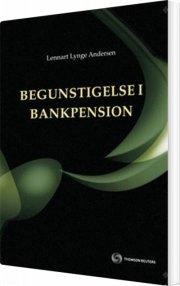 begunstigelse i bankpension - bog