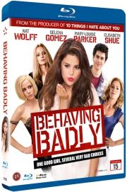 behaving badly - Blu-Ray