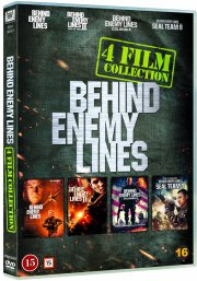 behind enemy lines 1-4 - DVD