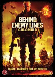 behind enemy lines 3: columbia - DVD