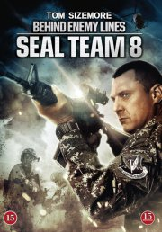 seal team eight: behind enemy lines - DVD