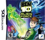ben 10: alien force - nintendo ds