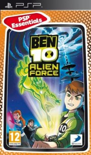 ben 10: alien force - psp