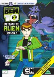 ben 10 - ultimate alien - sæson 2 - volume 3 - DVD