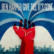 ben harper - give till it s gone - cd