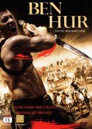 Image of   Ben Hur - Miniserie - DVD - Tv-serie