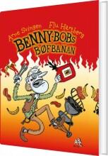 benny bobs bøfbanan - bog
