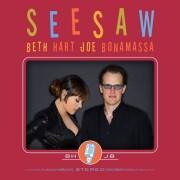 beth hart & joe bonamassa - seesaw - cd