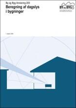 beregning af dagslys i bygninger - bog