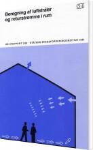 beregning af luftstråler og returstrømme i rum - bog