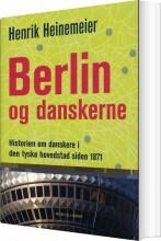 berlin og danskerne - bog