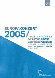 berliner philharmoniker - europakonzert 2005 - DVD