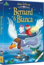bernard og bianca - disney - DVD
