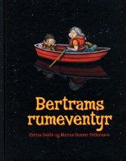 bertrams rumeventyr - bog