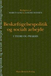 beskæftigelsespolitik og socialt arbejde - bog