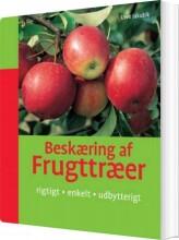 beskæring af frugttræer - bog
