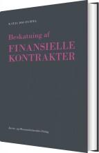 beskatning af finansielle kontrakter - bog