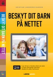 beskyt dit barn på nettet - bog