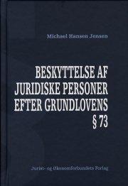 beskyttelse af juridiske personer efter grundlovens - bog