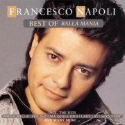 Image of   Francesco Napoli - Best Of Balla Mania - CD