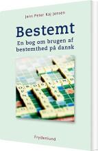 bestemt - bog
