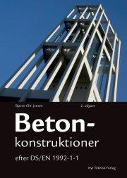 betonkonstruktioner efter ds/en 1992-1-1 - bog