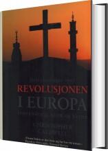 betraktninger over revolusjonen i europa - bog