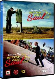 better call saul - sæson 1+2 - DVD