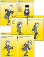 bevægelse i skolen - bog