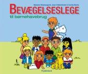 bevægelseslege til børnehavebrug - bog